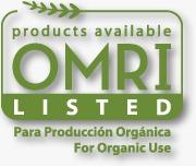 OMRI Certification   Fitochem