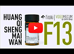 Videos de medicina china HUANG QI SHENG MAI WAN
