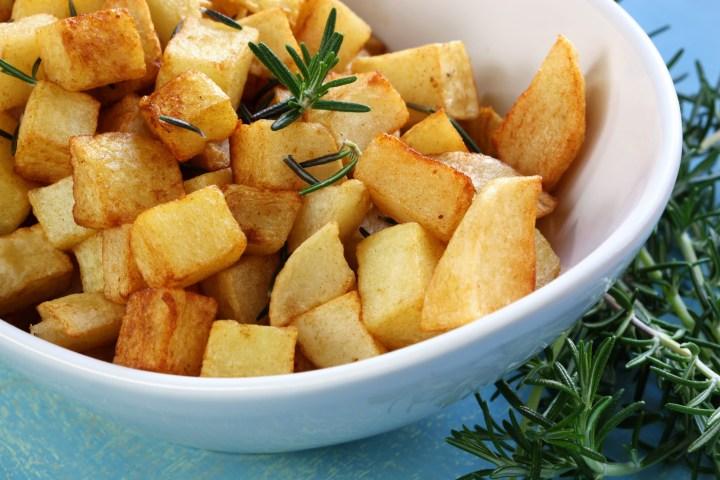 Potatoes for gut health