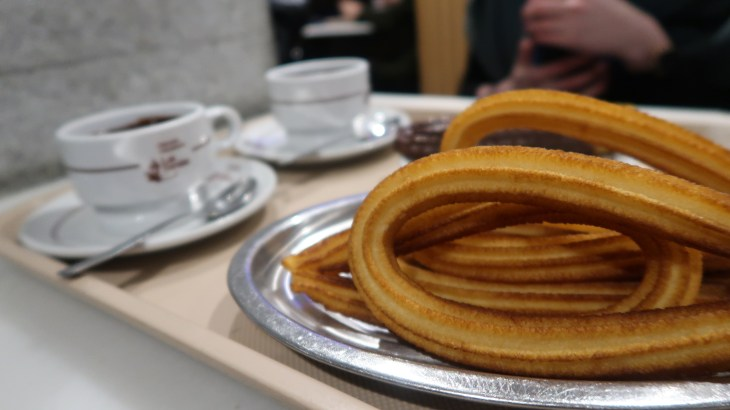 Places to visit in Madrid - best places to eat