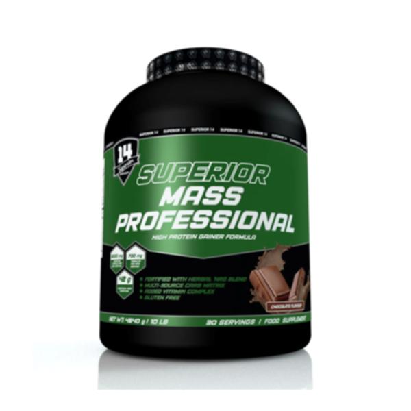 MASS PROFESSIONAL 4.5kg PROFIL