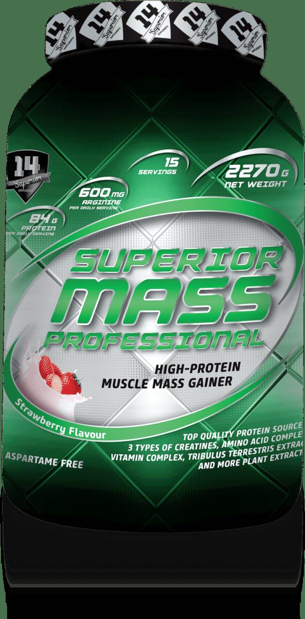 Mass Professional 2270g Strawberry 1