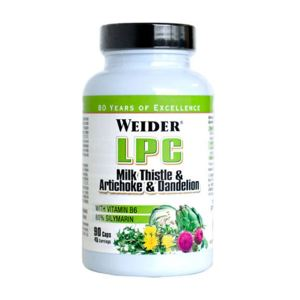 Weider Nutrition LPC (90 Caps)