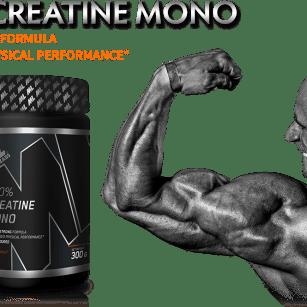 100% CREATINE MONO