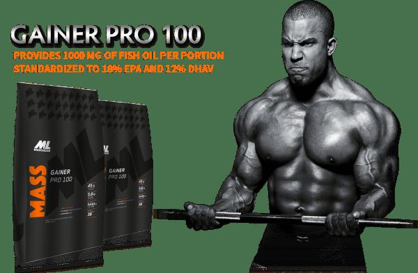 GAINER PRO 100
