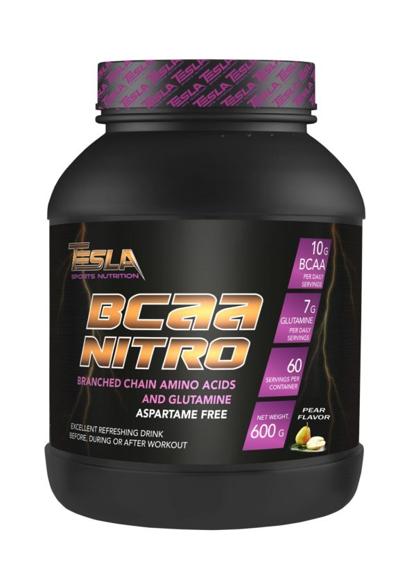 bcaa nitro Pear scaled