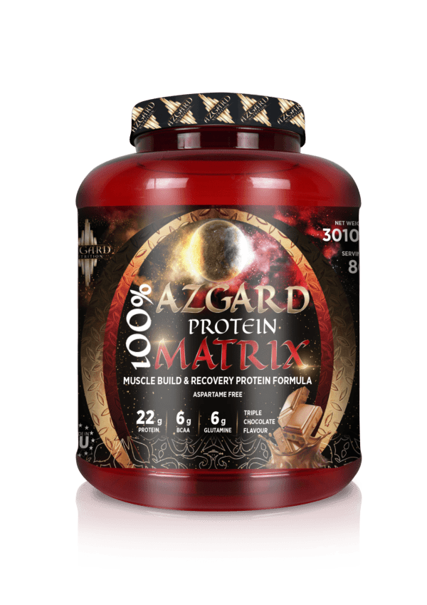 100Azgard Protein Matrix triple choco 3010