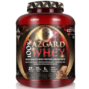 100Azgard Whey double choco 2275