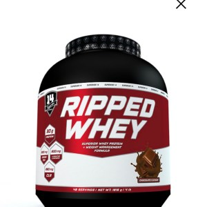 Ripped Whey