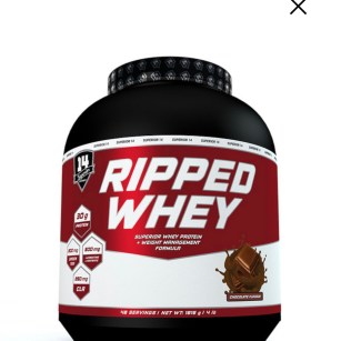 Ripped Whey protein