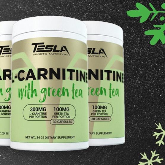 L-Carnitine & Green Tea