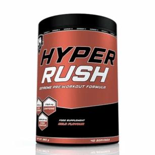 HYPER RUSH..pre_workout 380g