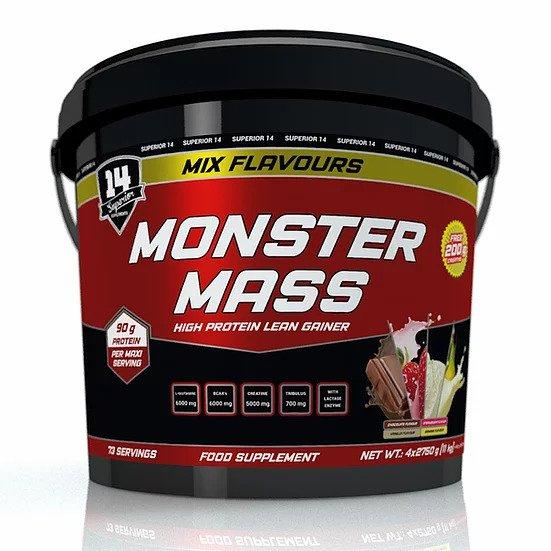 Monster Mass..11kg