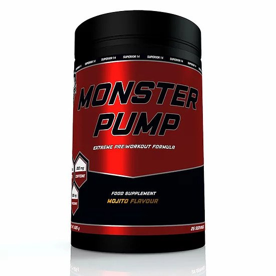Monster Pump_525γρ