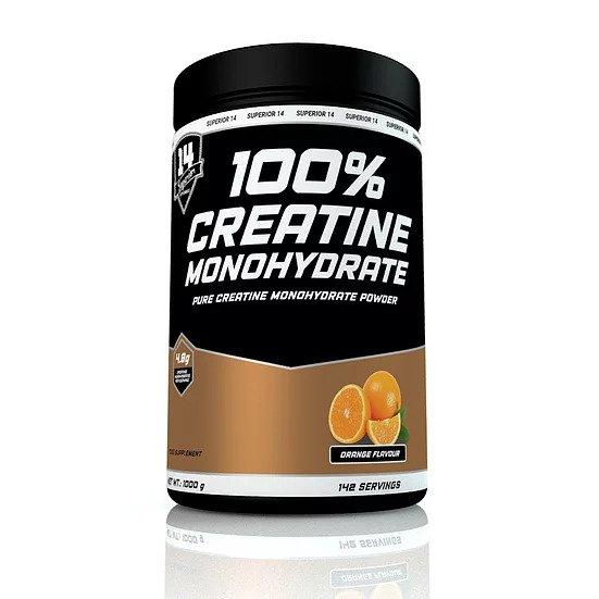 100% Μονοϋδρική κρεατίνη