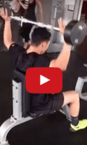 Behind The Neck Press
