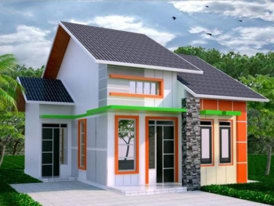 Ini Dia Desain Dan Foto Rumah Minimalis Modern 1 Lantai Dengan 3