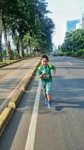 Run Farrel Run!