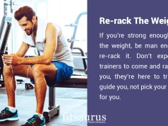 Gym Etiquette Everyone Who Works Out Must Follow