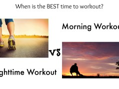 AM vs. PM which is the best time to work out?