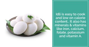 How Many Calories Are There In an Idli & What Are Its Health Benefits?