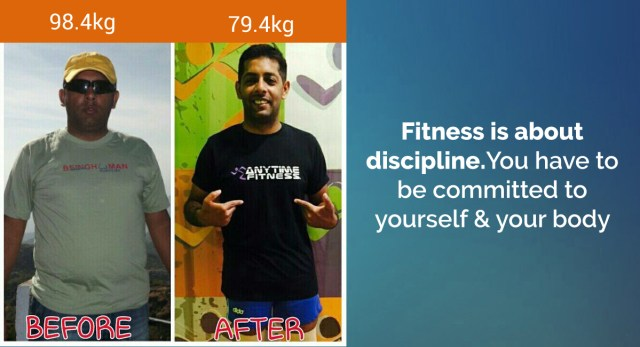 Fitness Story: From being on the Verge of Cholesterol to Running Marathons, Kunal's Fitness Journey is All About Dedication.