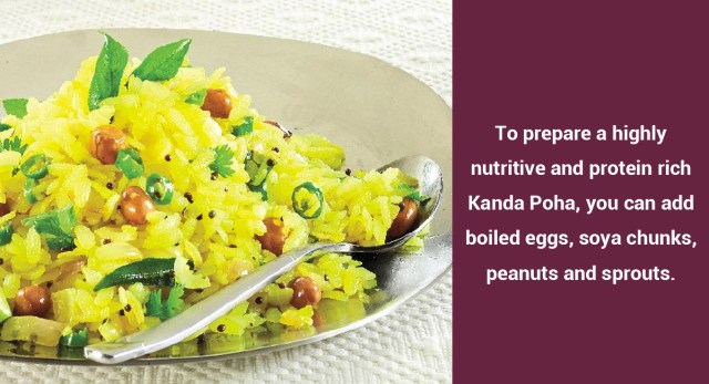 How Many Calories Are There in Kanda Poha & Does It Have Any Health Benefits?