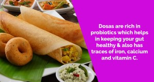 How Many Calories Are There in a Dosa & What Are Its Health Benefits?