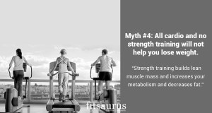 Cardio Myths That Will Only Make You Fat
