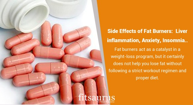 Why You Shouldn't Use Fat Burners?