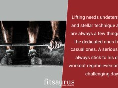 10 Things That Prove You Are Serious About Lifting
