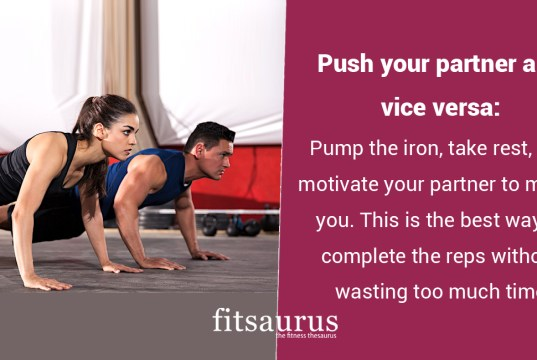 Why Working Out With Your Partner Will Double Your Results?