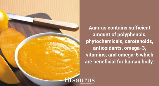How Many Calories Are There in Aamras & Does It Have Any Health Benefits?