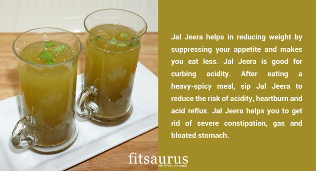 How Many Calories Are There in Jal Jeera & Does It Have Any Health Benefits?