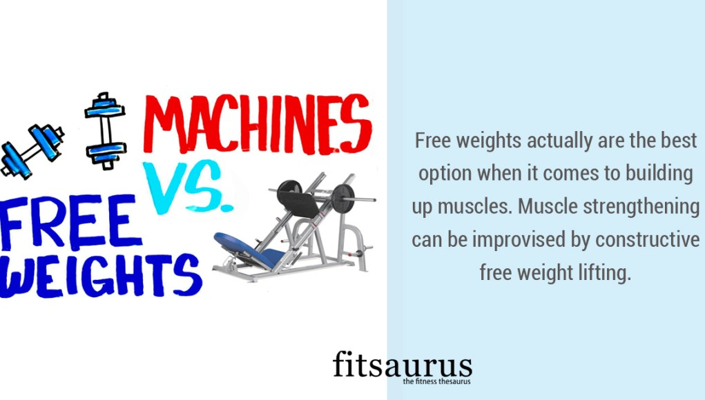 Free Weights vs Machines: Which is better?