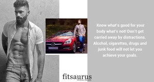 Footballer Turned Fitness Model Prathamesh Maulingkar Interviews with Fitsaurus