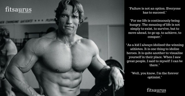 A List of Arnold Schwarzenegger's Motivational Workout Quotes That Every Gym Lover Must Read