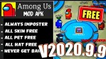 Download Among Us Mod APK 2020.9.9 (100% Working)