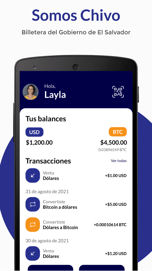 Chivo Wallet APK for Android 2
