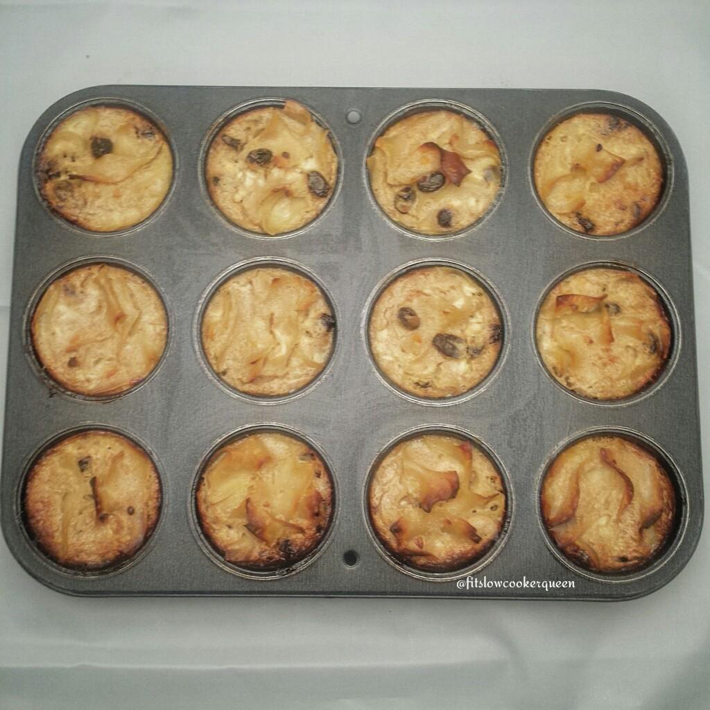 Sweet & Savory Noodle Kugel Muffins