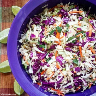 Sweet & Spicy Slaw