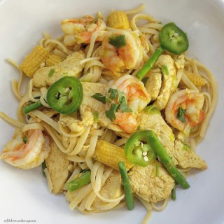 Chicken & Shrimp Stir-Fry