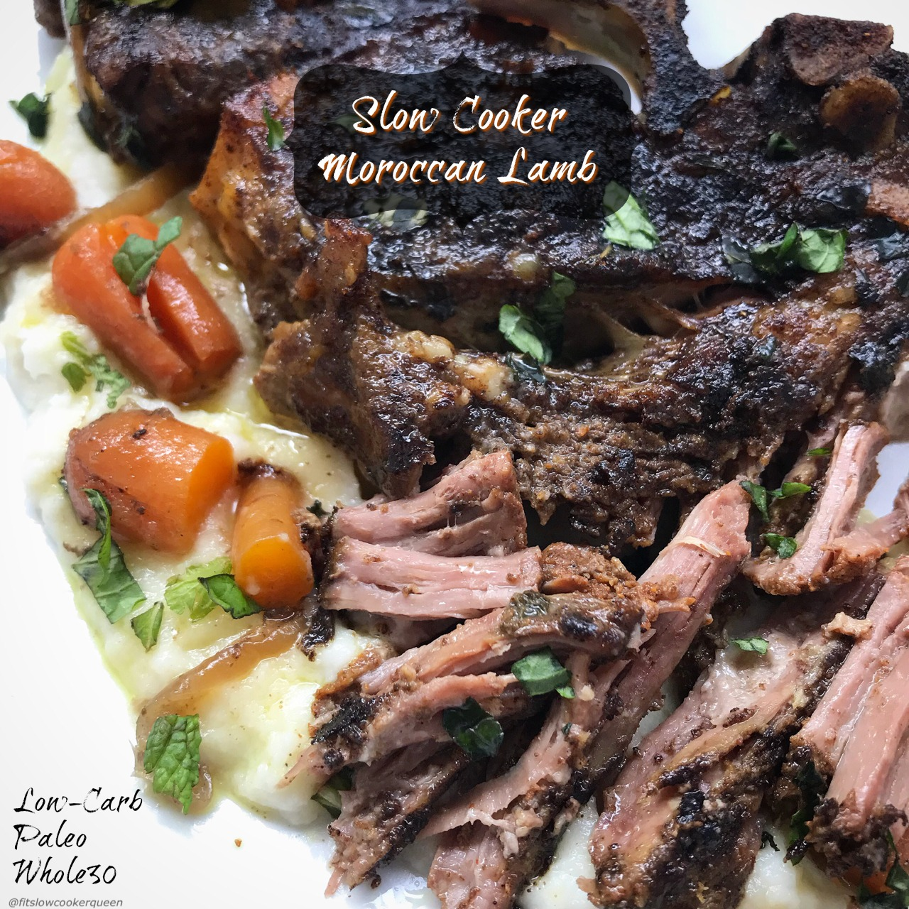 Lamb, spices, and a few vegetables are all you need for this simple and healthy slow cooker recipe. Together theseingredients willbring the flavors of Morocco to your kitchen.