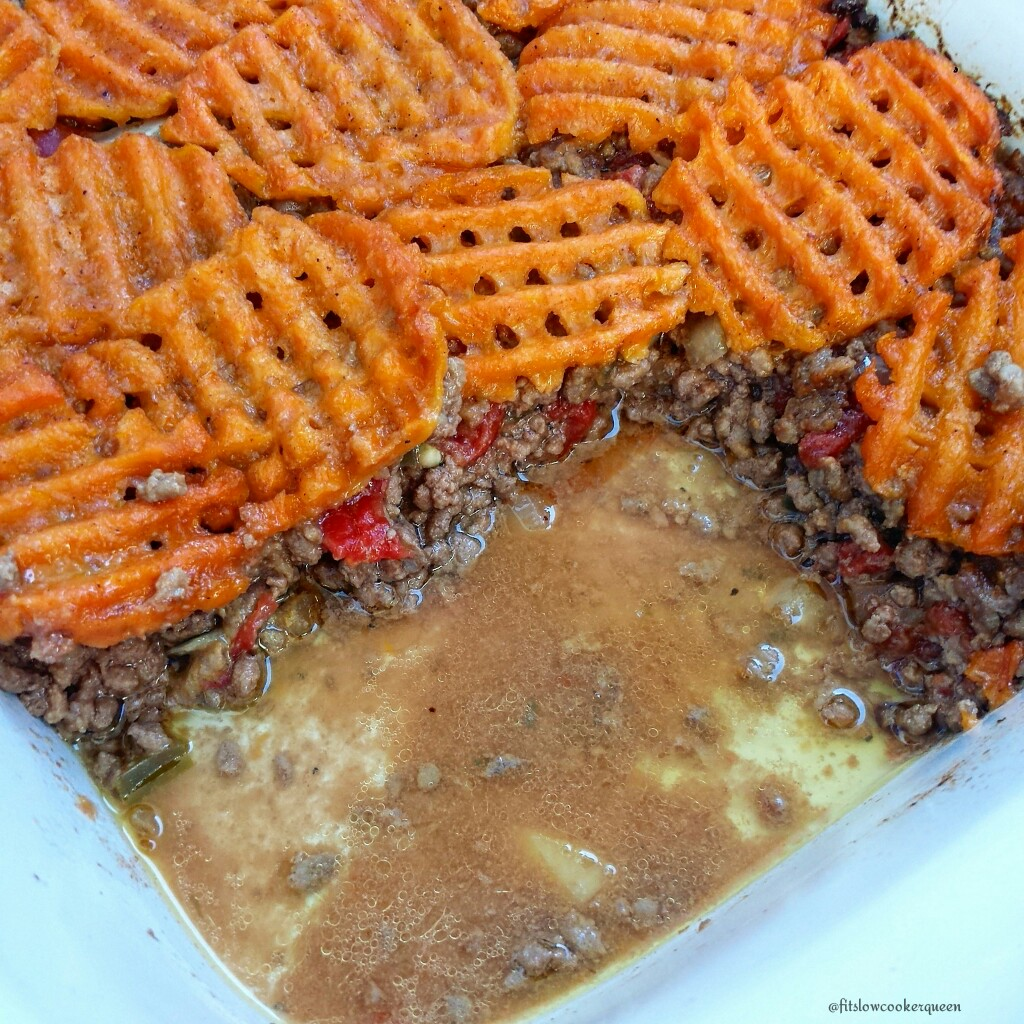 Slow Cooker Paleo Hamburger Casserole