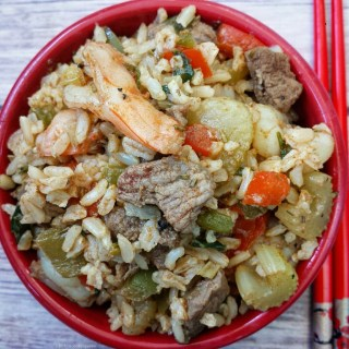 Southern Fried Rice