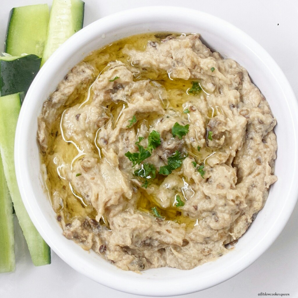 slow cooker baba ganoush 5