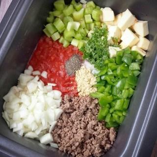 Slow Cooker Hamburger Stew