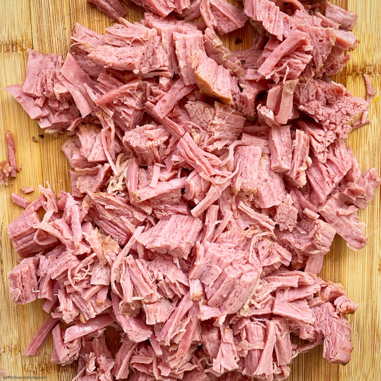 shredded corned beef