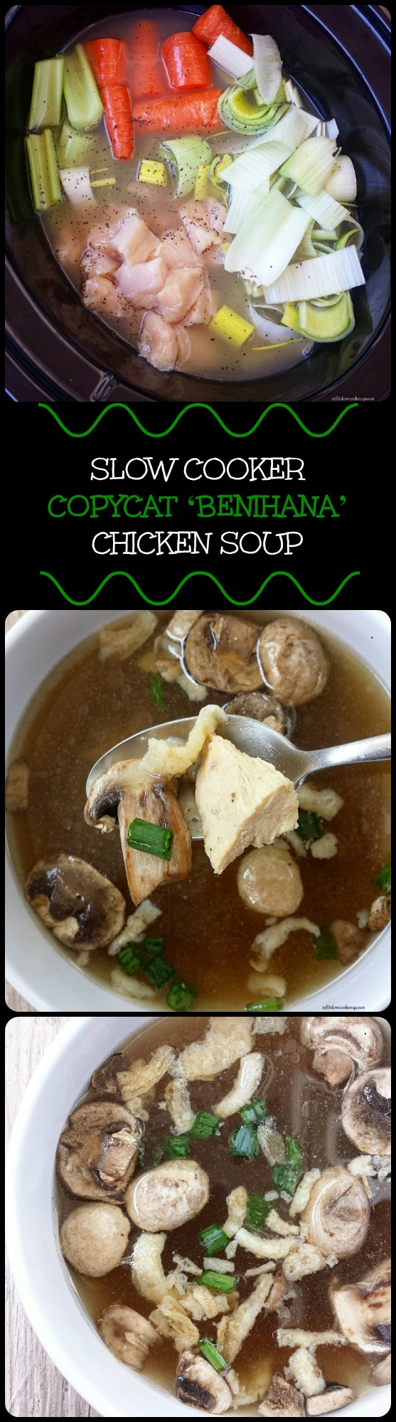 This homemade version of Benihana's famous onion soup is not only super easy but healthy too. Add in chicken to take it from appetizer to flavorful meal.
