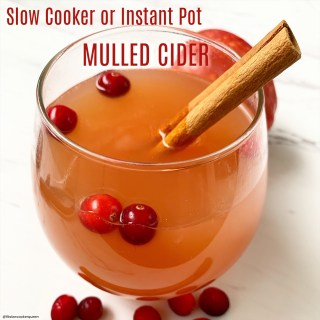 cover pic for slow cooker instant pot mulled cider